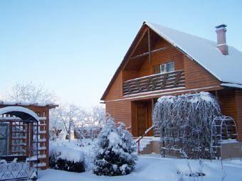 Как подготовить дачу к зиме: семь шагов