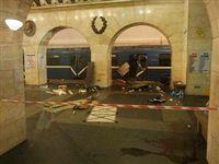Власти Санкт-Петербурга объявили трехдневный траур после взрыва в метро