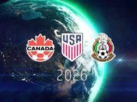 Канада, США и Мексика подали совместную заявку на проведение мундиаля
