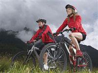 Езда на велосипеде улучшает зрение