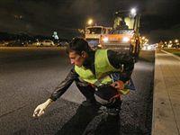 Эксперимент сибирских ученых по ремонту дорог с помощью золы планируют повторить летом