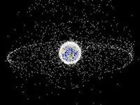 США больше всех в 2017 году загрязняют околоземную орбиту