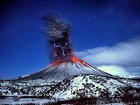 Новосибирские ученые создали уникальную модель вулкана