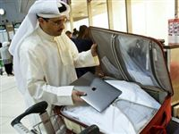 Аэропорты Германии против запрета ноутбуков на рейсах в США