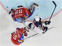 Российские хоккеисты уступили американцам на чемпионате мира