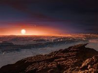 Астрофизики: Планета Proxima b может быть обитаемой
