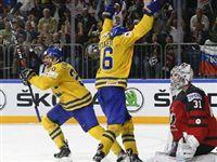 Сборная Швеции стала новым чемпионом мира по хоккею