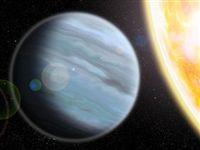 """Ученые открыли гигантскую планету, состоящую из """"пенопласта"""""""