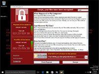 Ущерб от вируса WannaCry оценили в $1 млрд