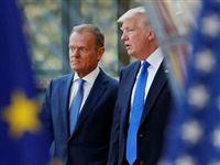 """Зачем Трамп приехал в Брюссель, который называл """"адской дырой"""""""