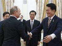 Выйти из тупика: зачем к Путину приезжал посланник президента Южной Кореи