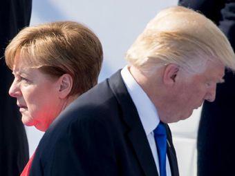 """Чем ответит Берлин на претензии Трампа за """"недоплату"""" в НАТО"""