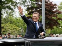 В Южной Корее начался бум Мун Чжэ Ина