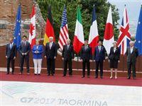 Разобщенное единство: на Сицилии завершился саммит Группы семи