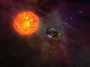 С Земли отправят зонд на Солнце