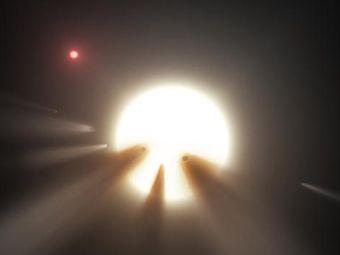 """""""Звезда пришельцев"""": что ученым удалось узнать о ее последнем потускнении"""