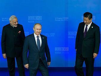 Россия выиграет, помирив Индию и Китай