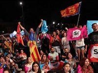 Власти Каталонии заявили о 90% проголосовавших за независимость автономии