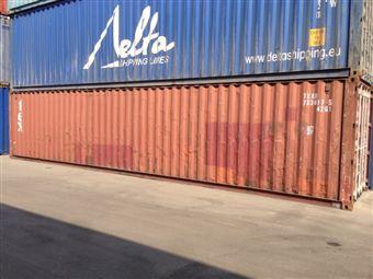 Морские 40-футовые контейнеры: особенности, преимущества и применение