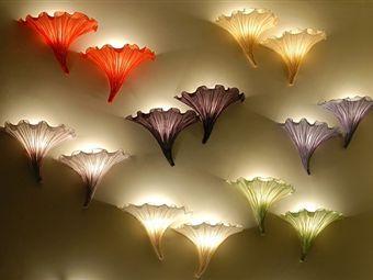 Настенные светильники в домашнем интерьере