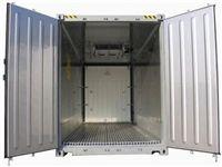 Рефрижераторные контейнеры - особенности конструкции и эксплуатации