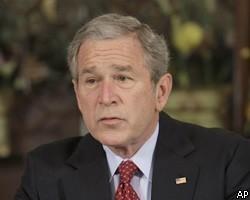Дж.Буш нашел способ стимулировать активность экономики США