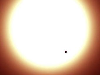 Астрономы впервые измерили радиус Суперземли