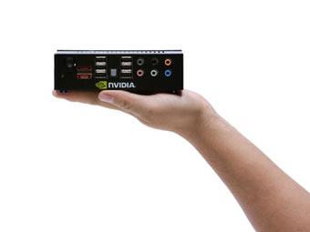 Nvidia представила упрощенный вариант платформы Ion