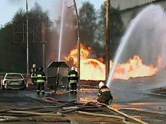 Пострадавшие при взрыве газопровода в Москве получат по 50 тысяч рублей