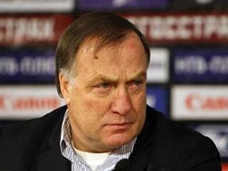 "Тренер ""Зенита"" Дик Адвокат отправлен в отставку"