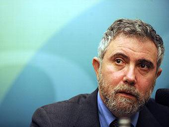 Нобелевский лауреат доверил выход из рецессии богу