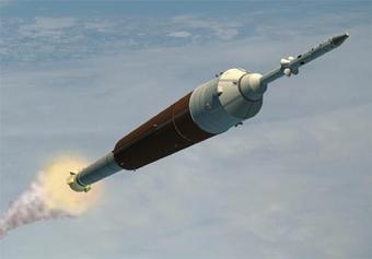 Военные США создали ракету-носитель нового поколения