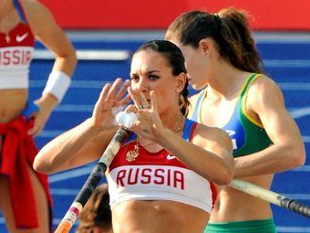 Елене Исинбаевой не достались медали чемпионата мира по легкой атлетике