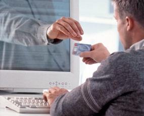 Интернет-банкинг вдвое увеличил обороты
