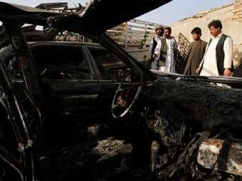 Власти Афганистана попросили СМИ не сообщать о терроре на предстоящих выборах