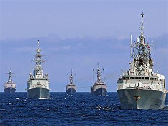 НАТО начинает новую операцию против сомалийских пиратов