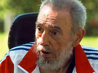 Кастро выступил с критикой американского милитаризма