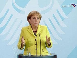Ангела Меркель - самая влиятельная женщина мира