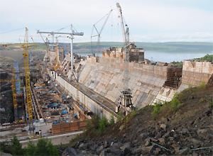 Строительство Богучанской ГЭС, возможно, будет ускорено