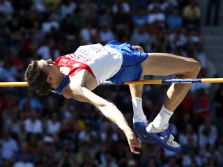 Ярослав Рыбаков – чемпион мира по прыжкам в высоту